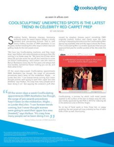 CoolSculpting As-Seen-in-Allure