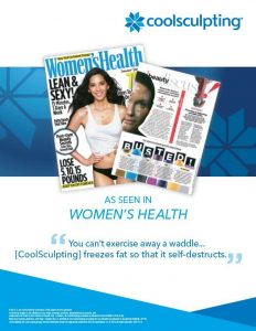 CoolSculpting As-Seen-in Womens Health
